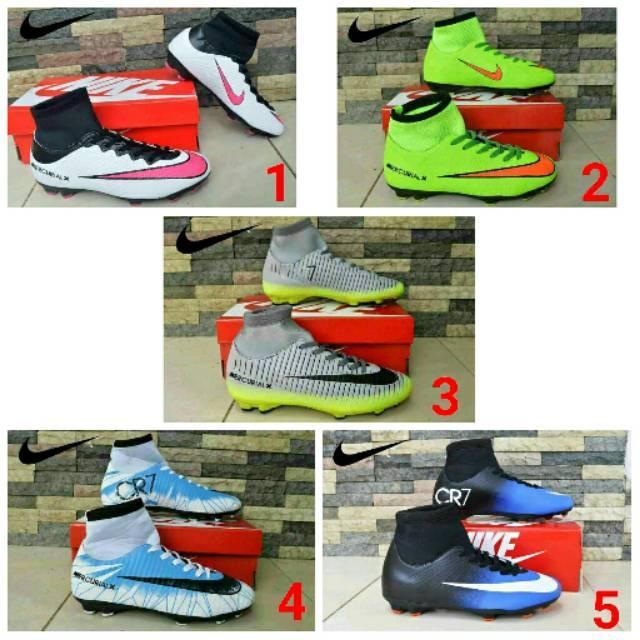 Sepatu Bola Pria Nike Mercurial terbaru
