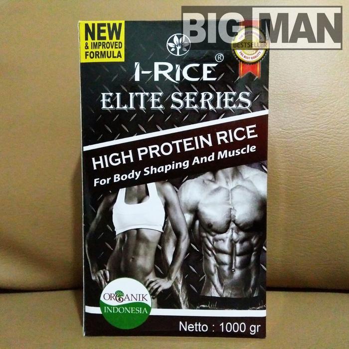 I-Rice Irice I Rice Beras Merah Fitness 1000 Gram 1000Gram 1 Kg 1Kg Murah!