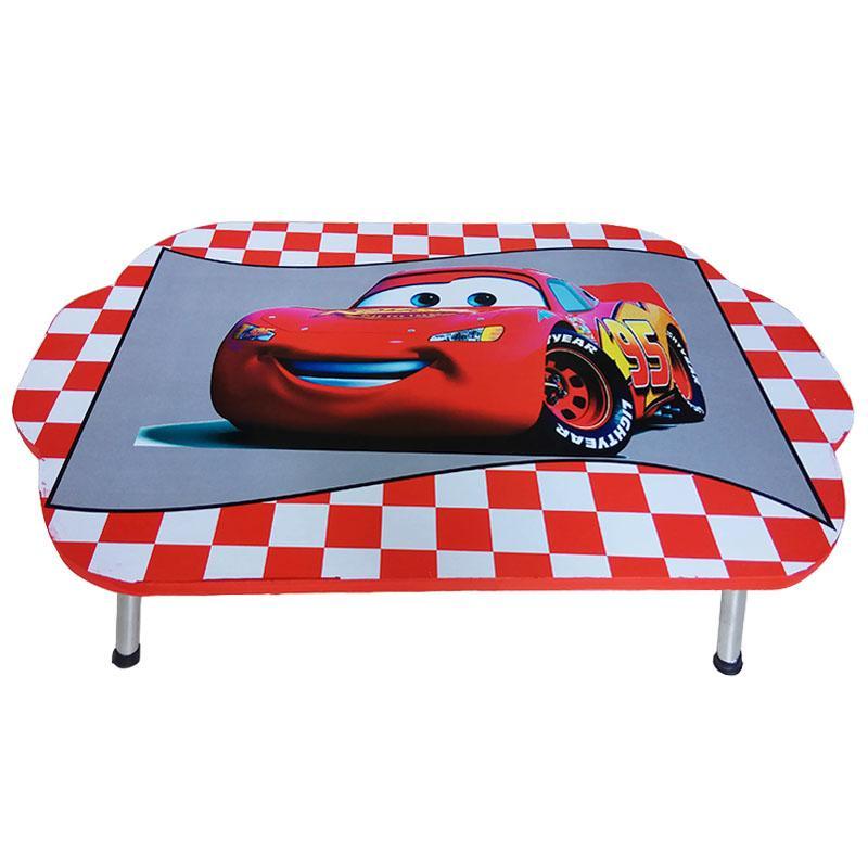 Meja Belajar Anak Karakter motif CARS / meja belajar anak lipat / meja belajar anak kayu / meja belajar anak murah