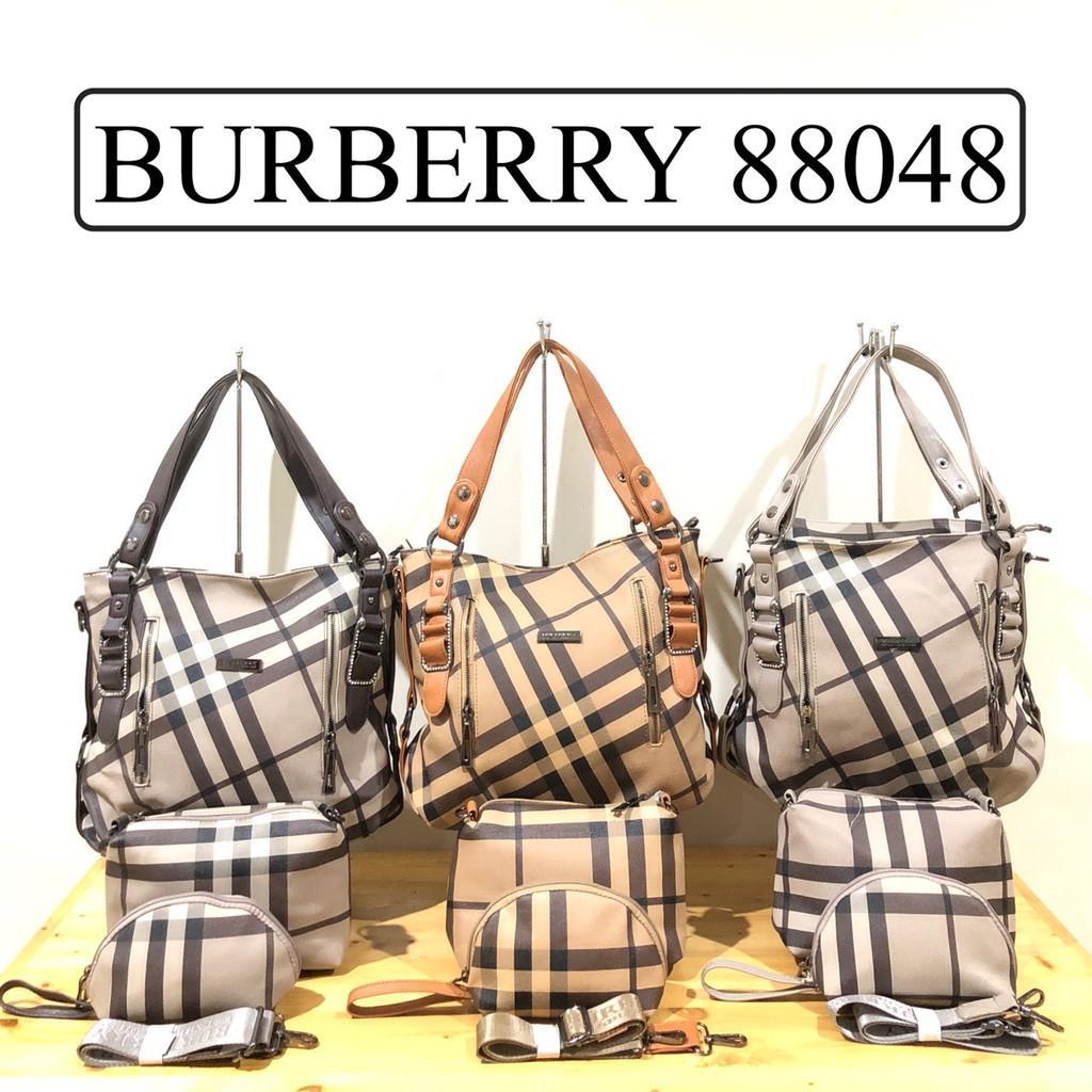 TAS BURBERRY SUPER SET 88048