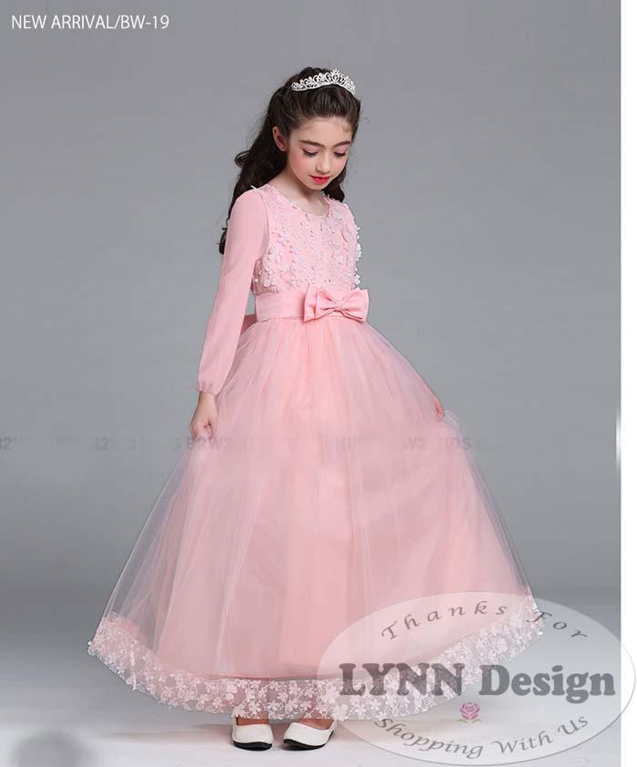 Lynn Design - Gaun Dress Kostum Princess Pesta Anak