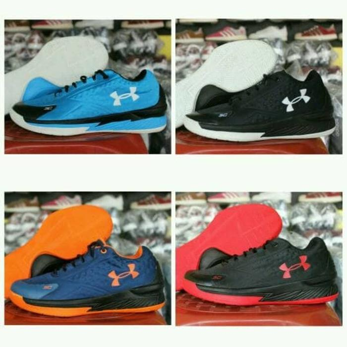 sepatu basket under armour premium murah volly air jordan terbaru