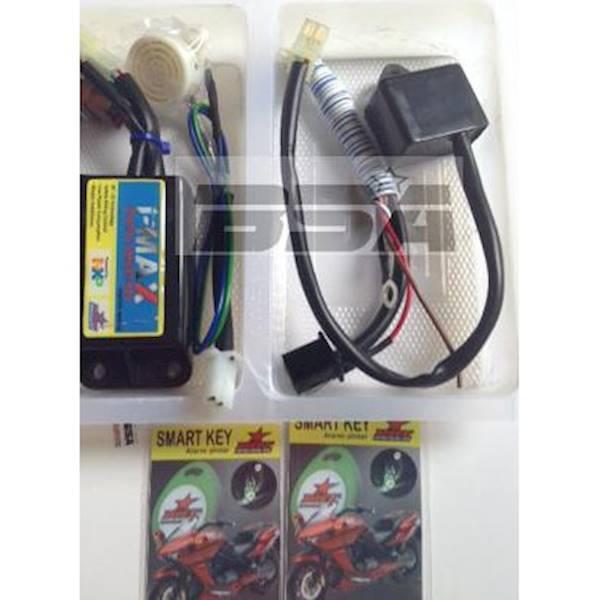 Alarm Motor Digital Smartkey Brt - Motomobi064