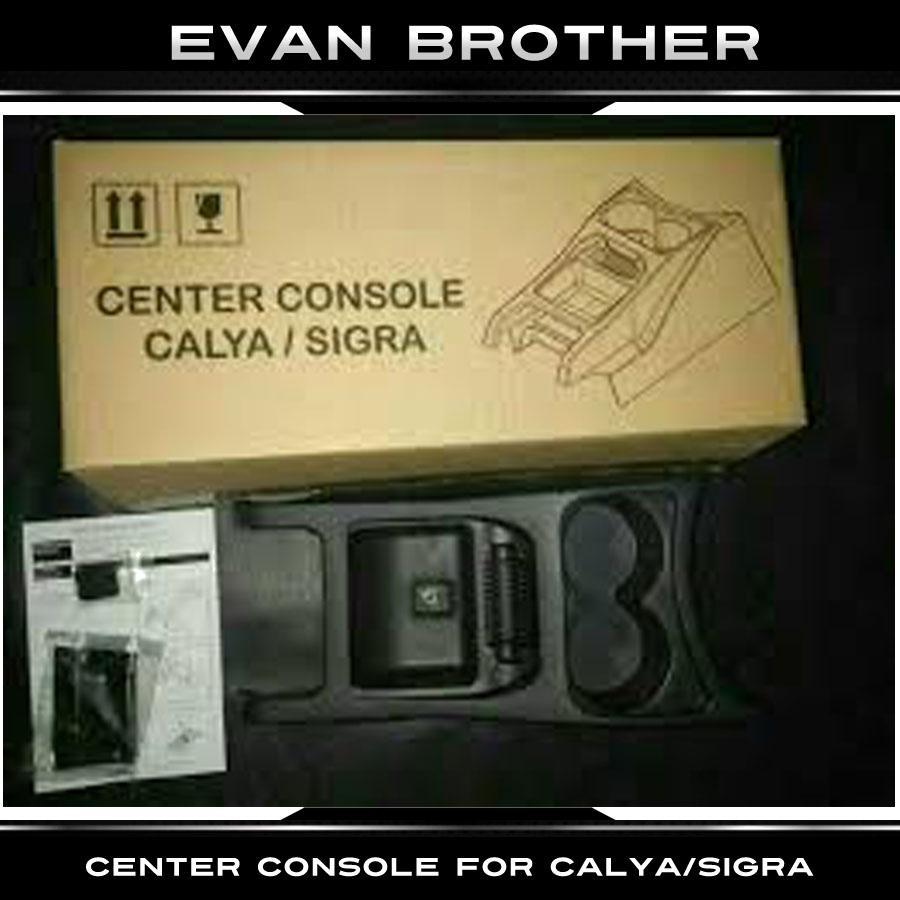 Fitur Console Box Sigra Calya Dan Harga Terbaru Info Center 2
