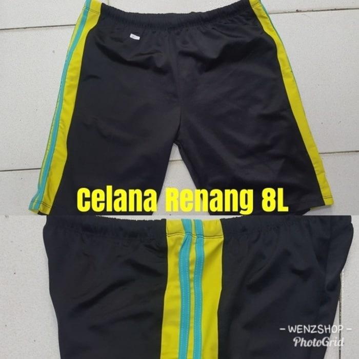 Celana Renang Pria / Cowok Big Size Jumbo 7L & 8L - 9nnbfY