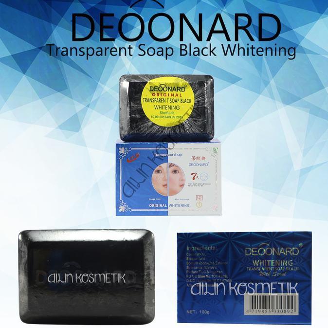 Sabun Deoonard Biru / Deonard Blue 7Days Whitening Murah
