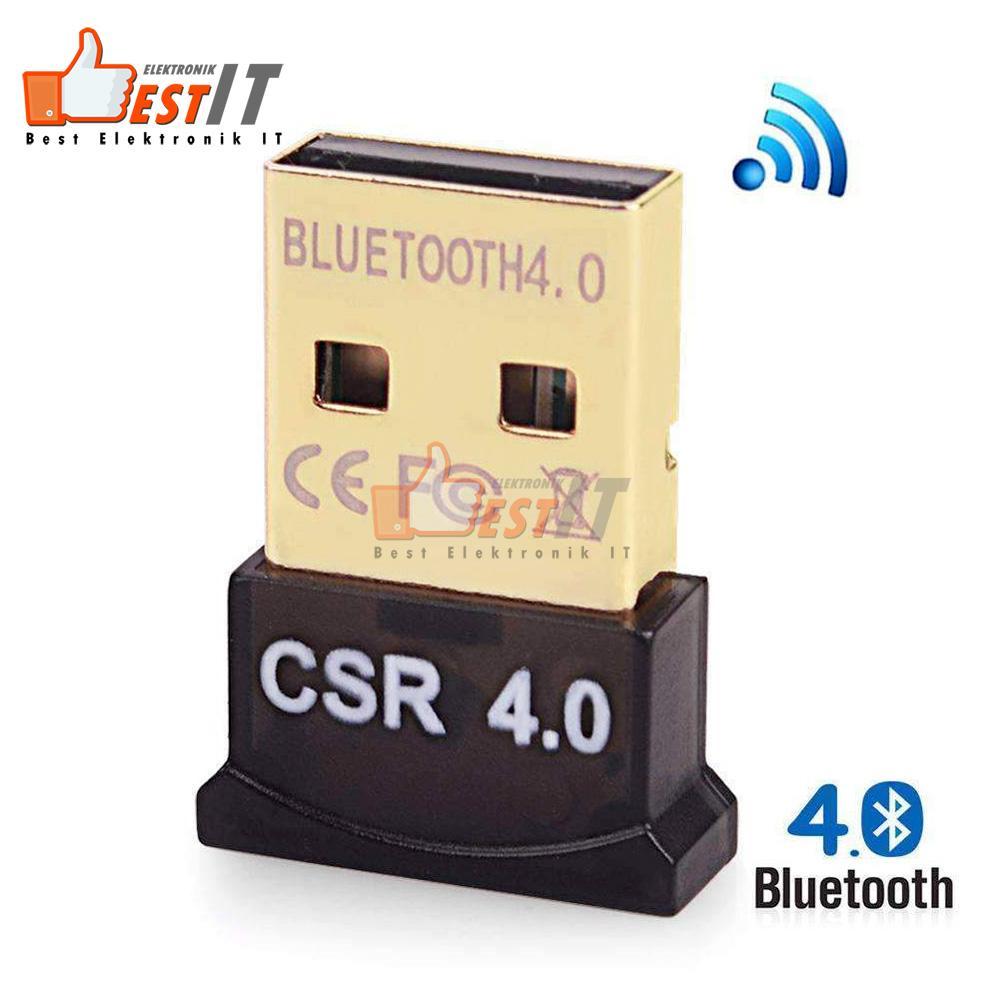 Bluetooth USB Jamur Dongle Versi 4.0