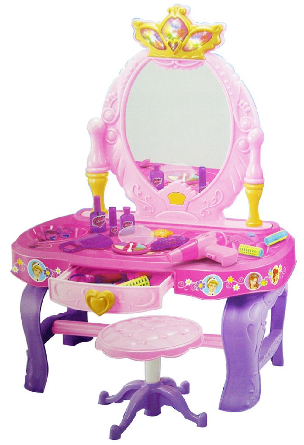 Meja Rias Mainan Anak FROZEN