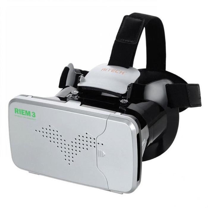 Ritech Riem 3 VR Cardboard 3D Virtual Reality 3rd Generation Baru - Produk Elektronik Modern - Produk Elektronik Best Seller - Produk Elektronik Best Quality