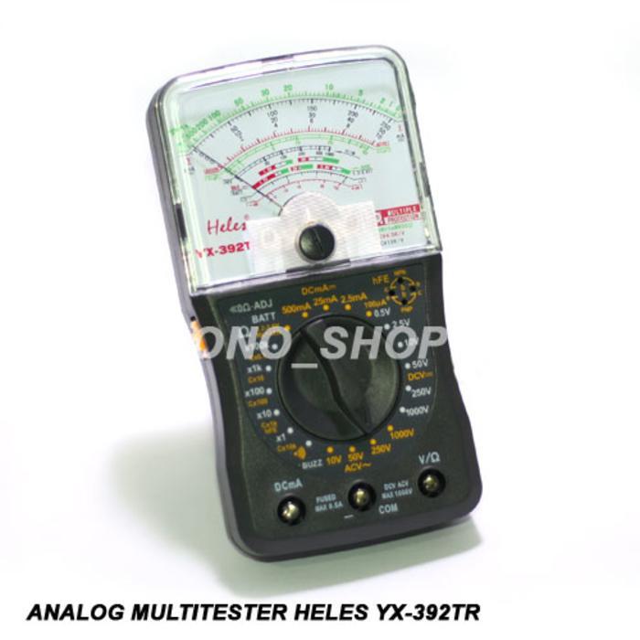 Analog Multitester Heles YX-392TR