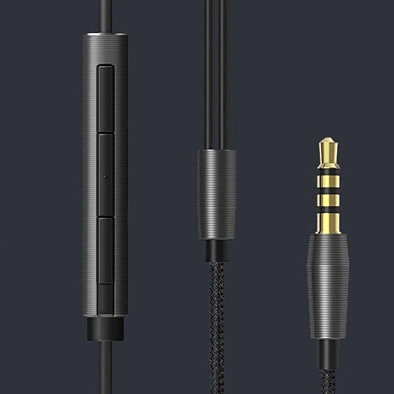 Kehebatan Xiaomi Premium Headset Headphones Hansfree Ear Bass Phones Piston 3 Colorful Edition Earphone Original Hitam 3rd Black 5