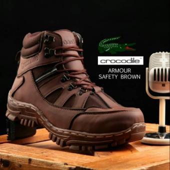 Pencarian Termurah Sepatu Crocodile Roumor Boots Safety Tracking Pdl Pdh Touring Adventure Proyek Kerja Kantor Formal harga penawaran - Hanya Rp220.066