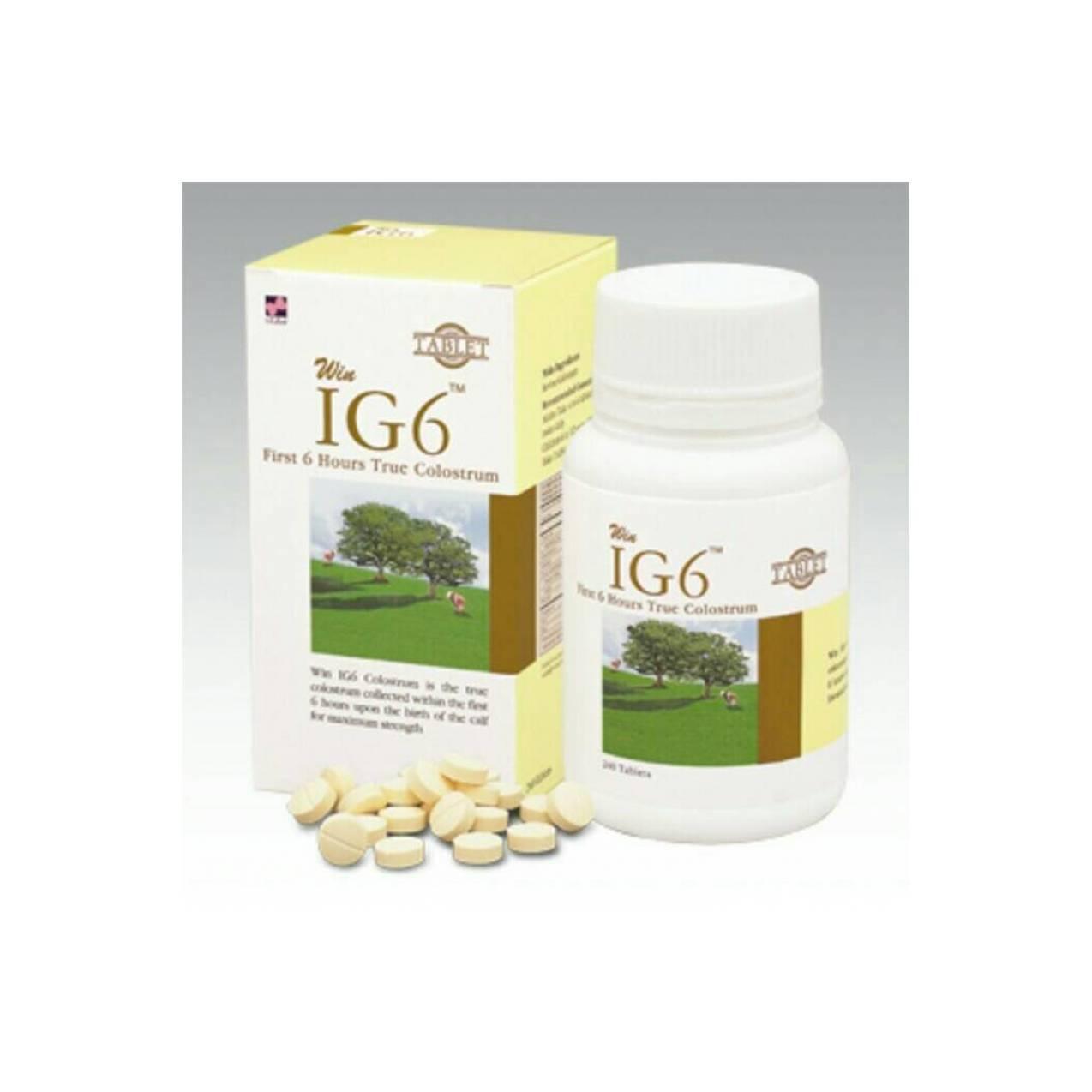 Win IG6 ELKEN (60 Tablets) Harga Kompetitif