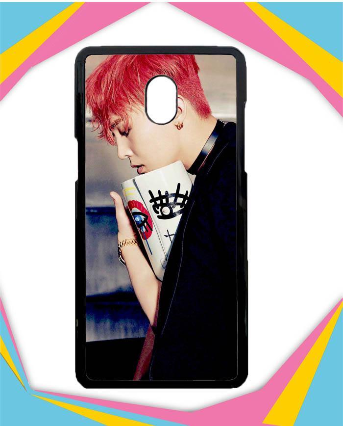 Casing Samsung Galaxy J7 PRO 2017 Custom Hardcase BIGBANG G-Dragon wallpapers G0449 Case Cover