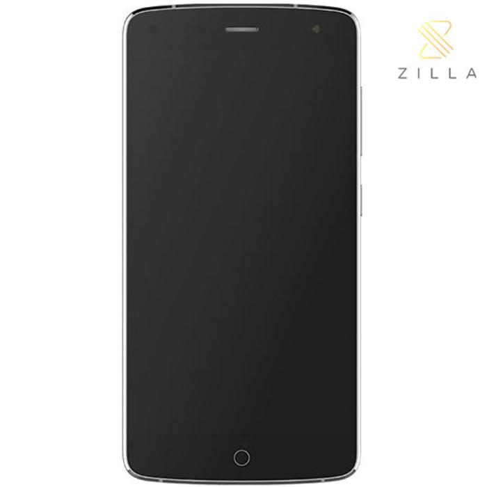 Zilla 2.5D Tempered Glass Curved Edge 9H For Alcatel Flash 2017