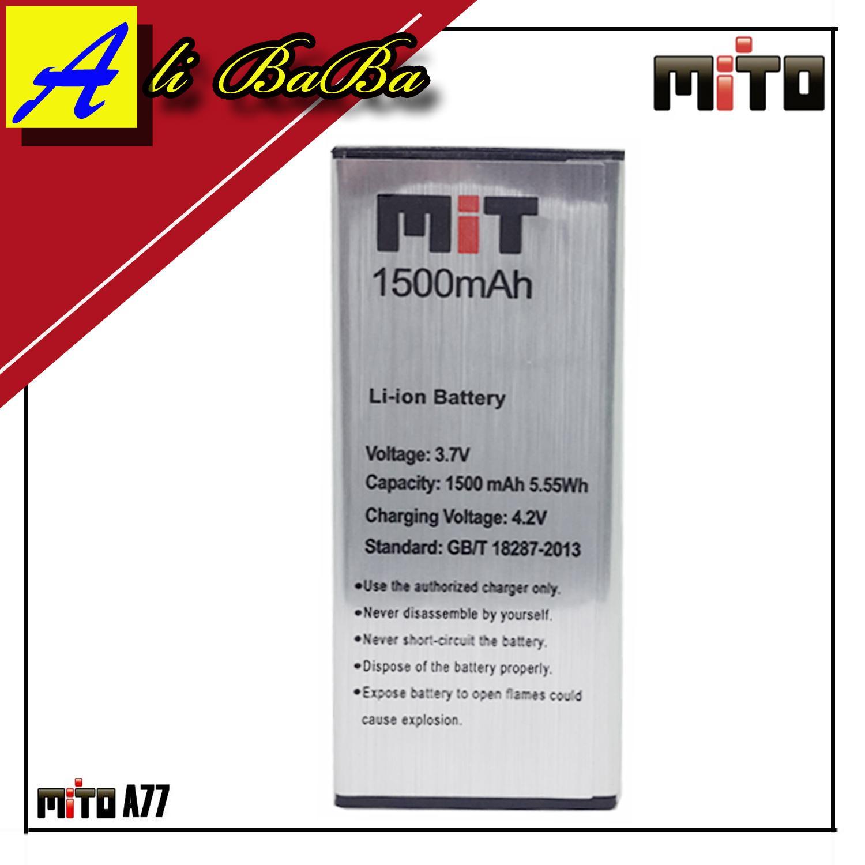 Baterai Handphone Mito A77 Mito 777 BA-00054 Batre HP Original OEM .