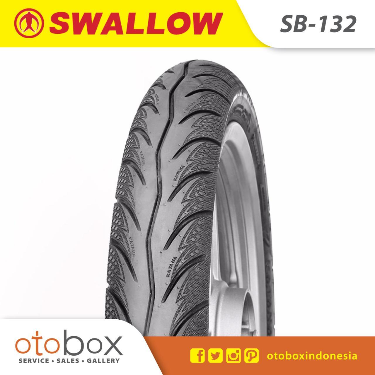Ban Motor Swallow Tubetype 70/90-14 SB-132 TT