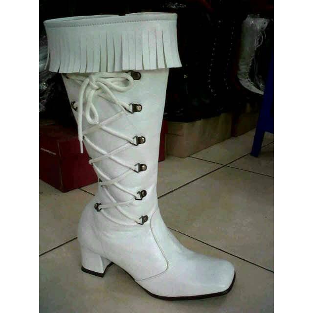 Promo Sepatu Jenggel Mayoret Tinggi / Nabato Shoes Gratis Ongkir