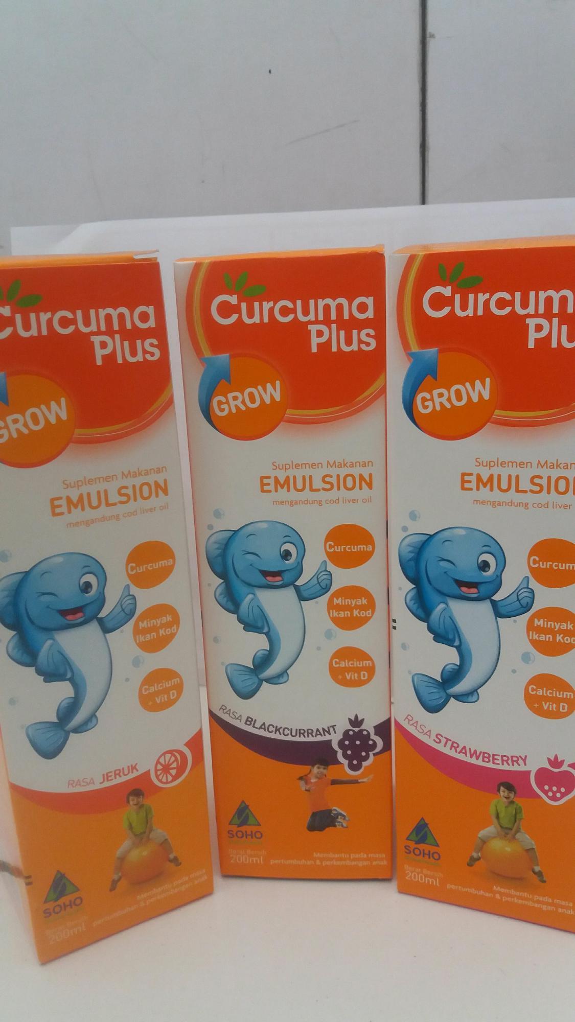 Jual Susu Curcuma Plus Murah Garansi Dan Berkualitas Id Store Sharpy 60 Ml Rp 25000