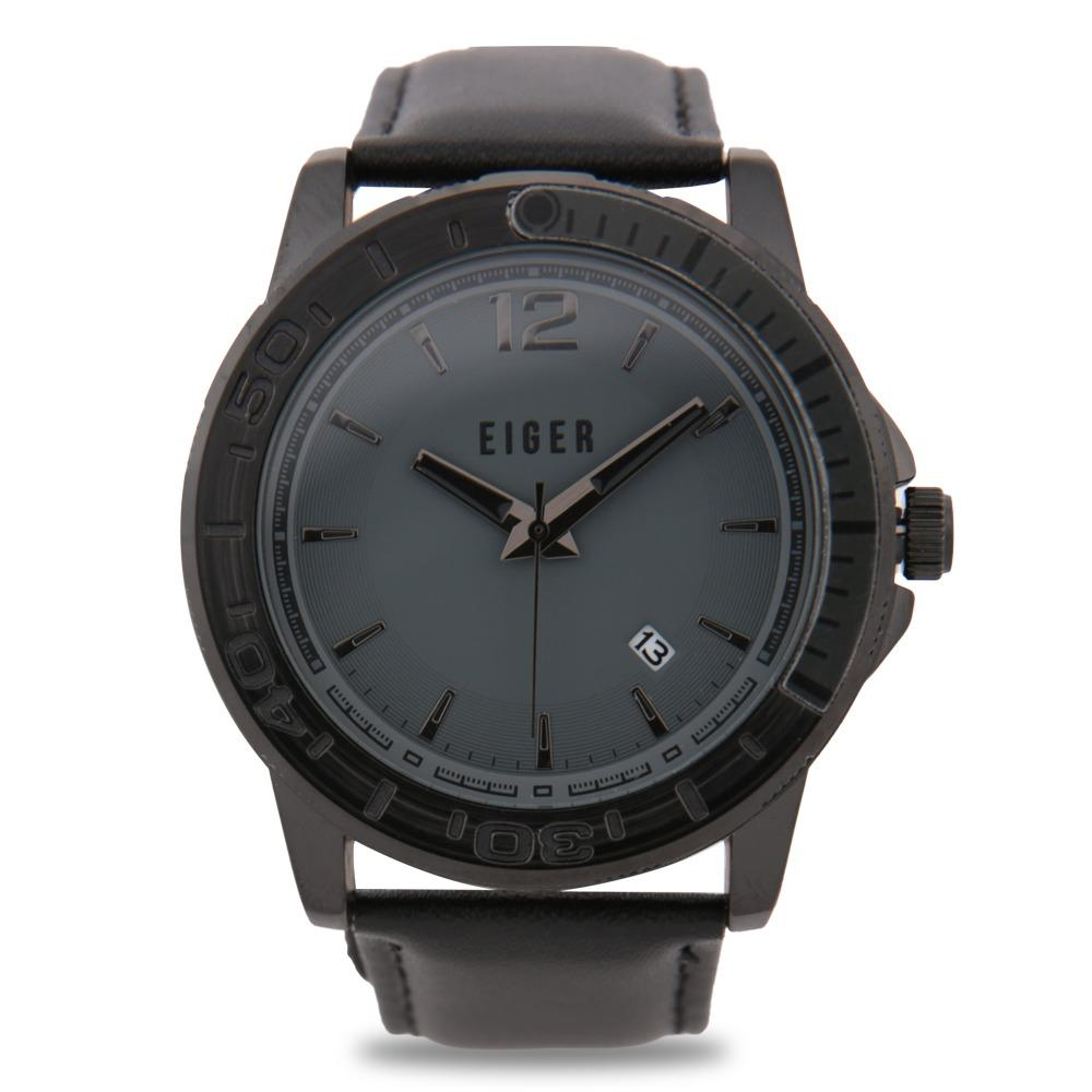 Eiger 1989 Wager Watch - Black