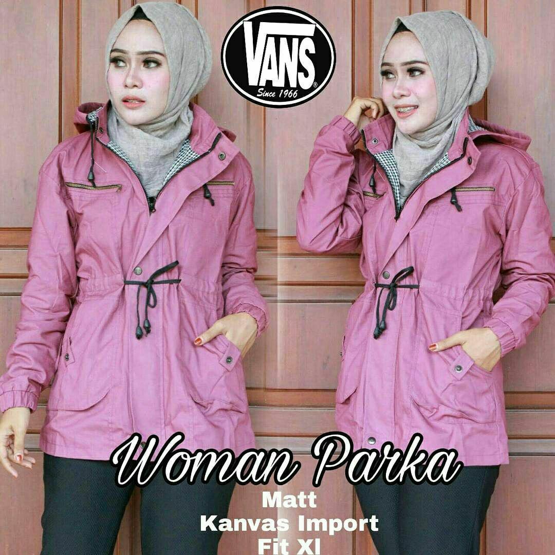 Jaket Parka Note Dusty Pink - Smart4K Design Ideas 86261a4bde