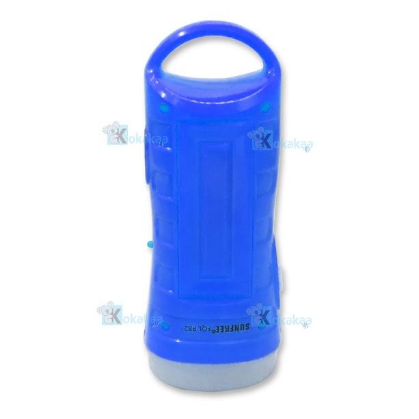 ... 16 SMD + Senter Super LED 1w Rechargeable - Biru. Sunfree FQL P82 produk lampu emergency berkualitas dengan teknologi LED (Light Emitting Diode) yang ...