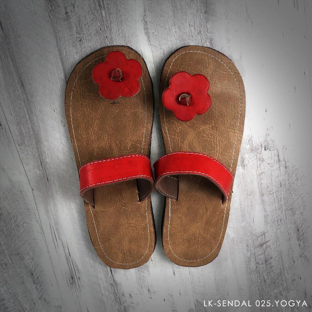 Sandal Jogja Murah - Jepit - Merah - 68294 - RTA0723
