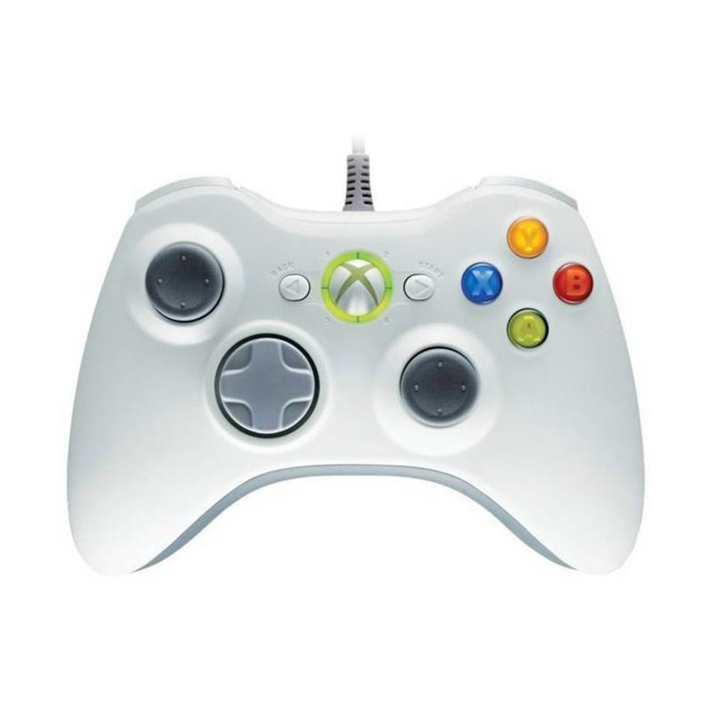 Microsoft Xbox 360 Stick Controller Cable - Putih