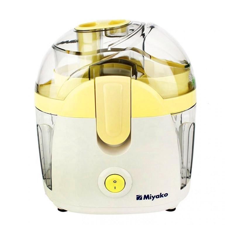 Miyako JE 607 / JE607 Juicer - Yellow - Bubble Wrap