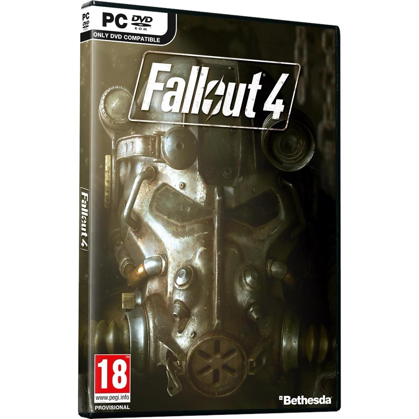 Fallout 4 full Game PC (PC GAMES/DVD GAME PC)