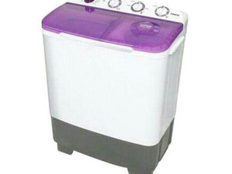 Mesin cuci 2 tabung Sanken Tw 8700