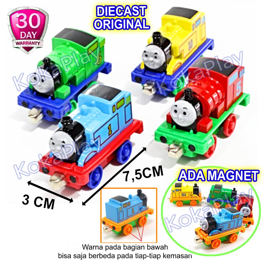 Cek Harga Baru Mainan Kereta Api Thomas Friends Flash Electric Jam Tangan Anak Kokaplay Diecast Original And 4 In 1 Train Play Set Edukasi Track