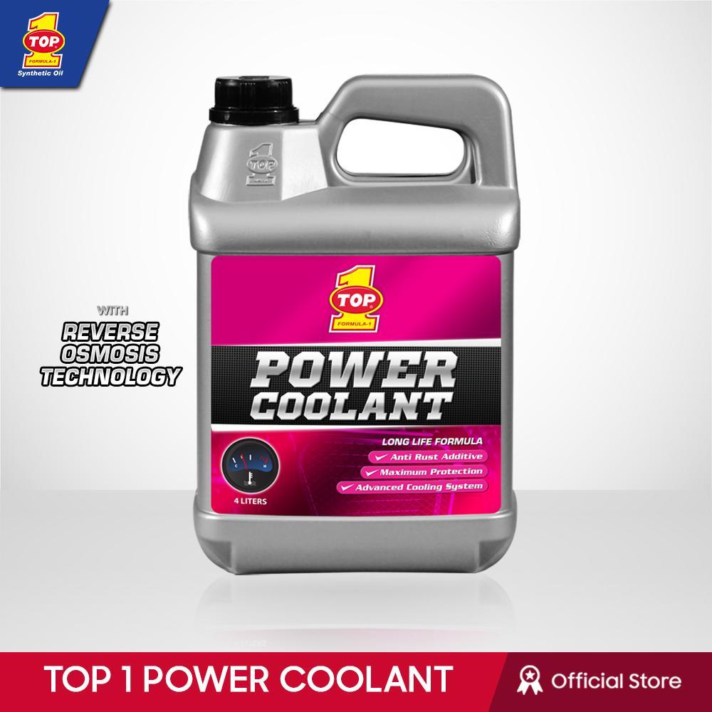 Kelebihan Air Radiator Coolant Megacools Merah 1l Terkini Top 1 Power Pink 4 Liter