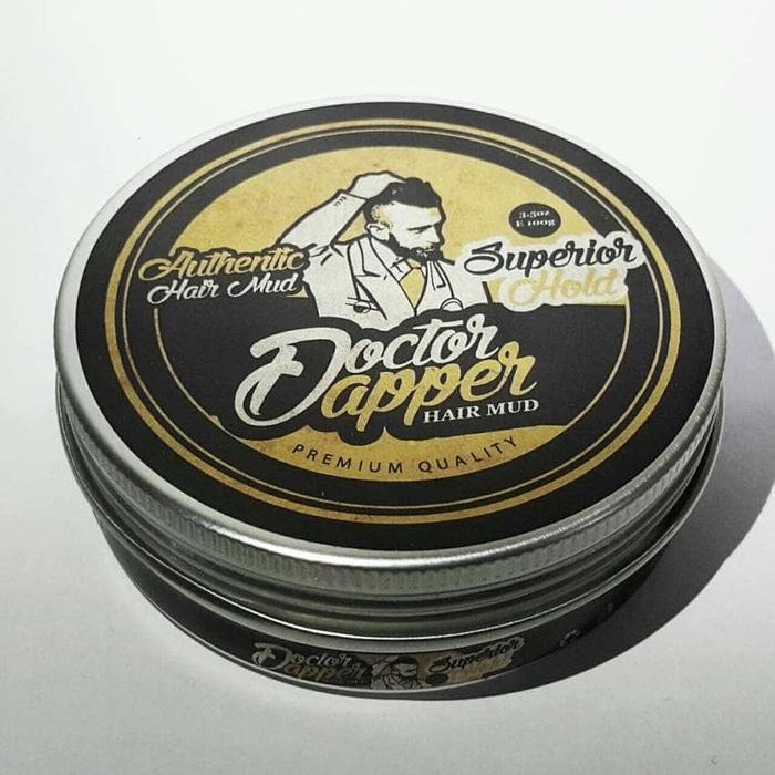 Doctor Dapper Gold Superior Hold - JetB1z