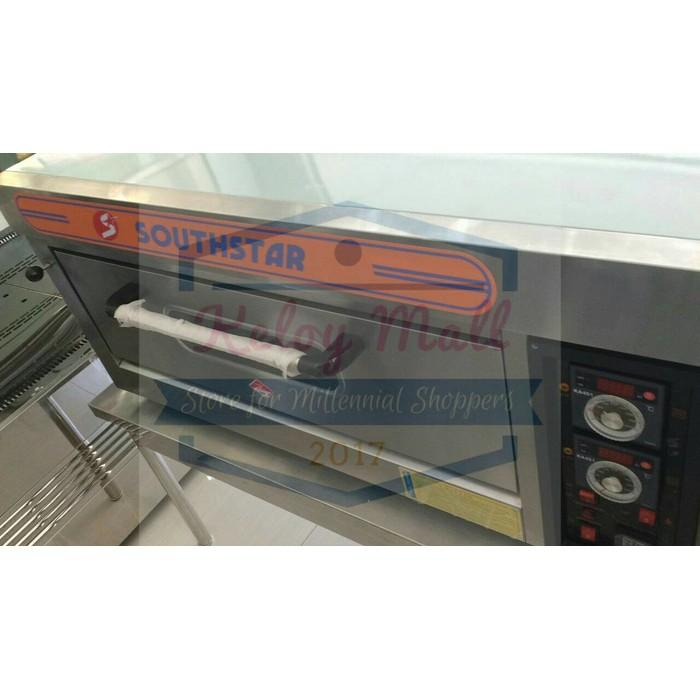 Mesin Oven Gas Premium 1 Deck Yxy-20As - 3Fpztr