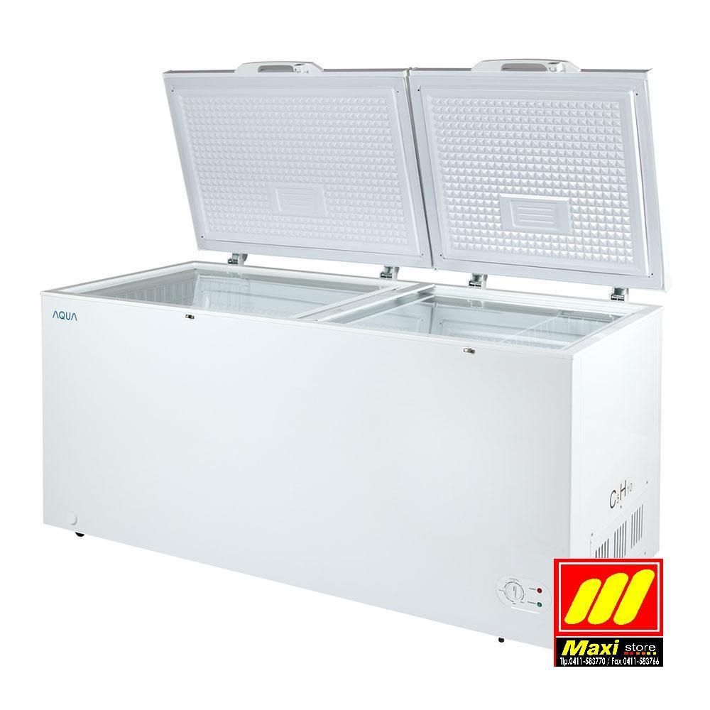 Aqua Japan Aqf 200w Chest Freezer Daftar Harga Terlengkap Indonesia Sharp Frv127 500 460ltr Maxistore