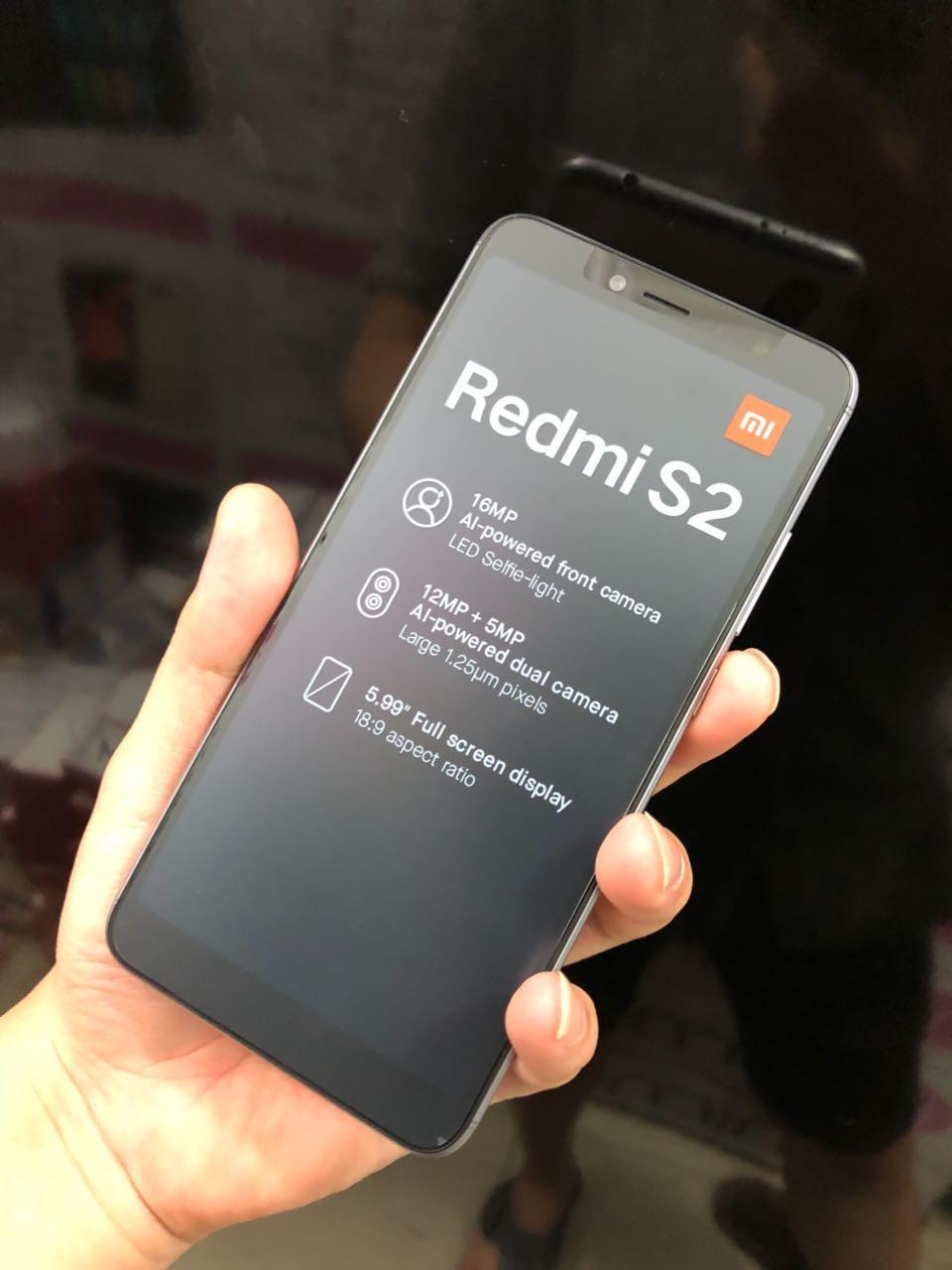 Kelebihan Xiaomi Redmi S2 3 32gb Garansi 1 Tahun Distibutor Terkini Ram 3gb Rom Original Detail Gambar Terbaru