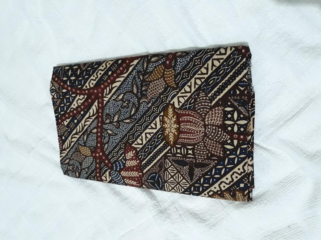 Kain Bahan Batik Danar Hadi Solo Motif 1511