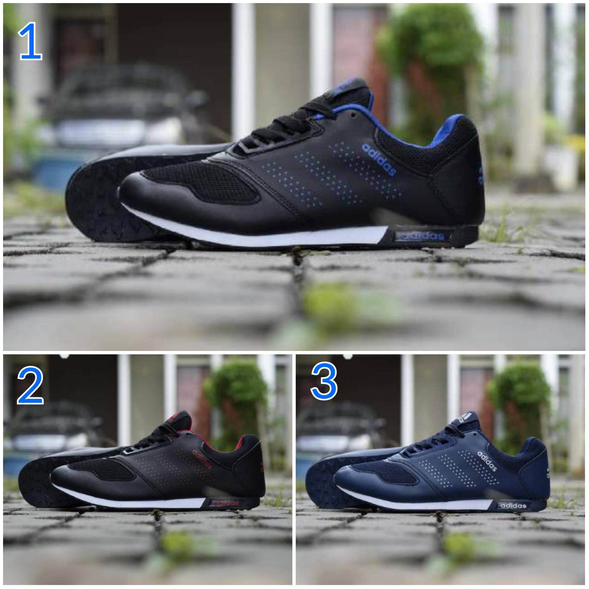 Promo Sepatu Adidas Ultra Boost Men Original Vietnam Sepatu Pria Diskon