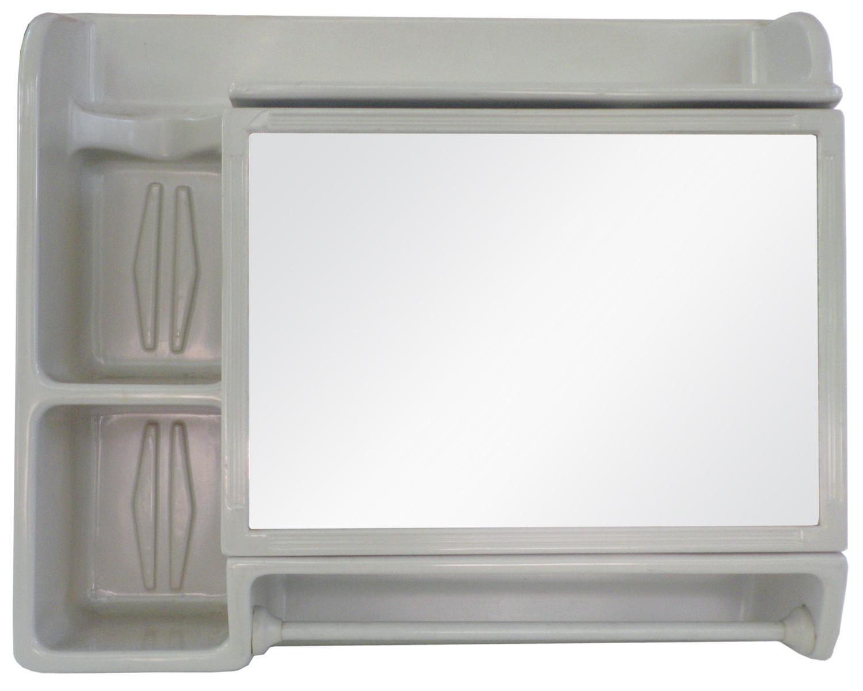 Maspion MC 5 Mirror Box Cabinet Kotak Sabun Cermin Serbaguna