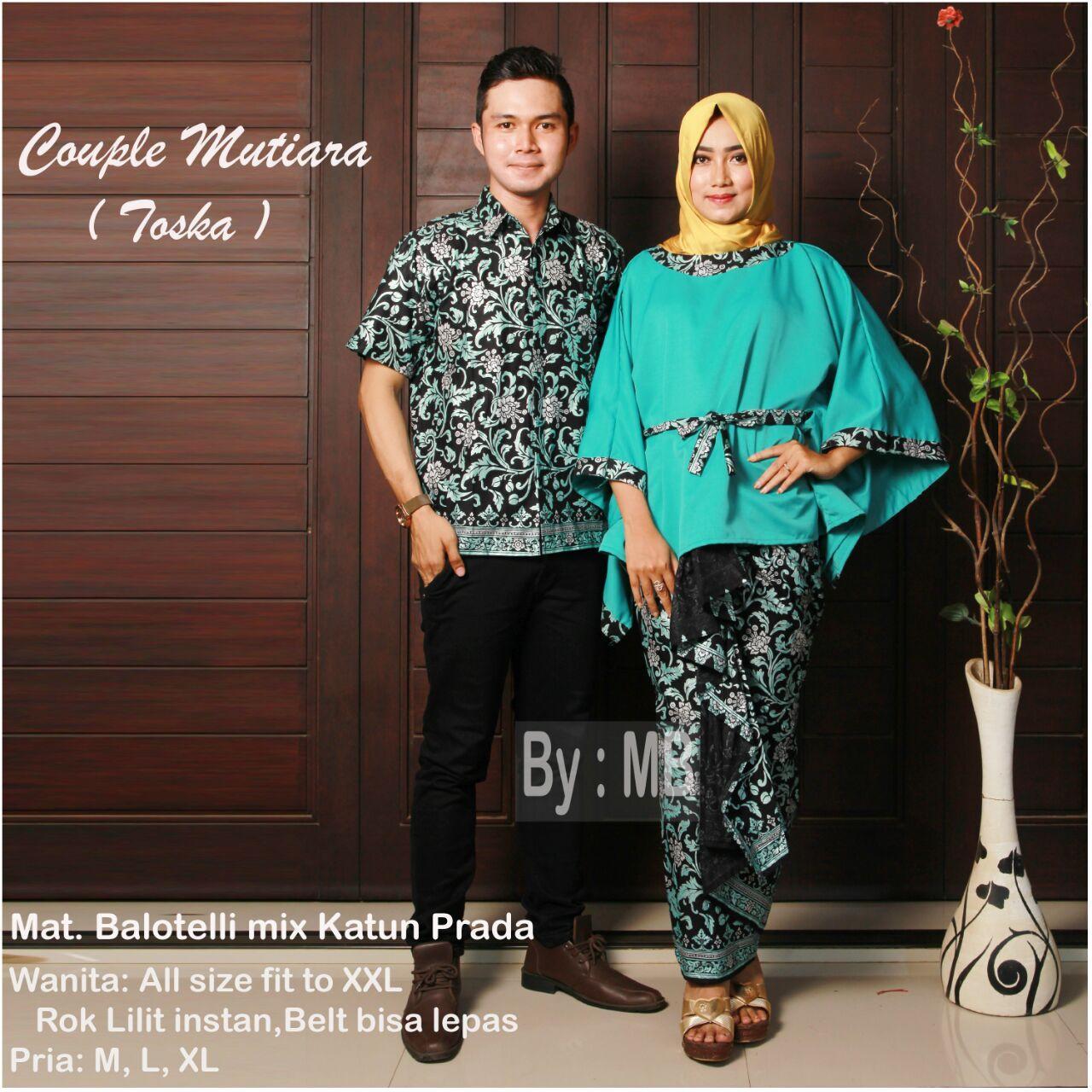 TERMURAH - Batik Couple / Batik sarimbit / Batik / Batik keluarga / Batik Modern / Couple Batik rabbani