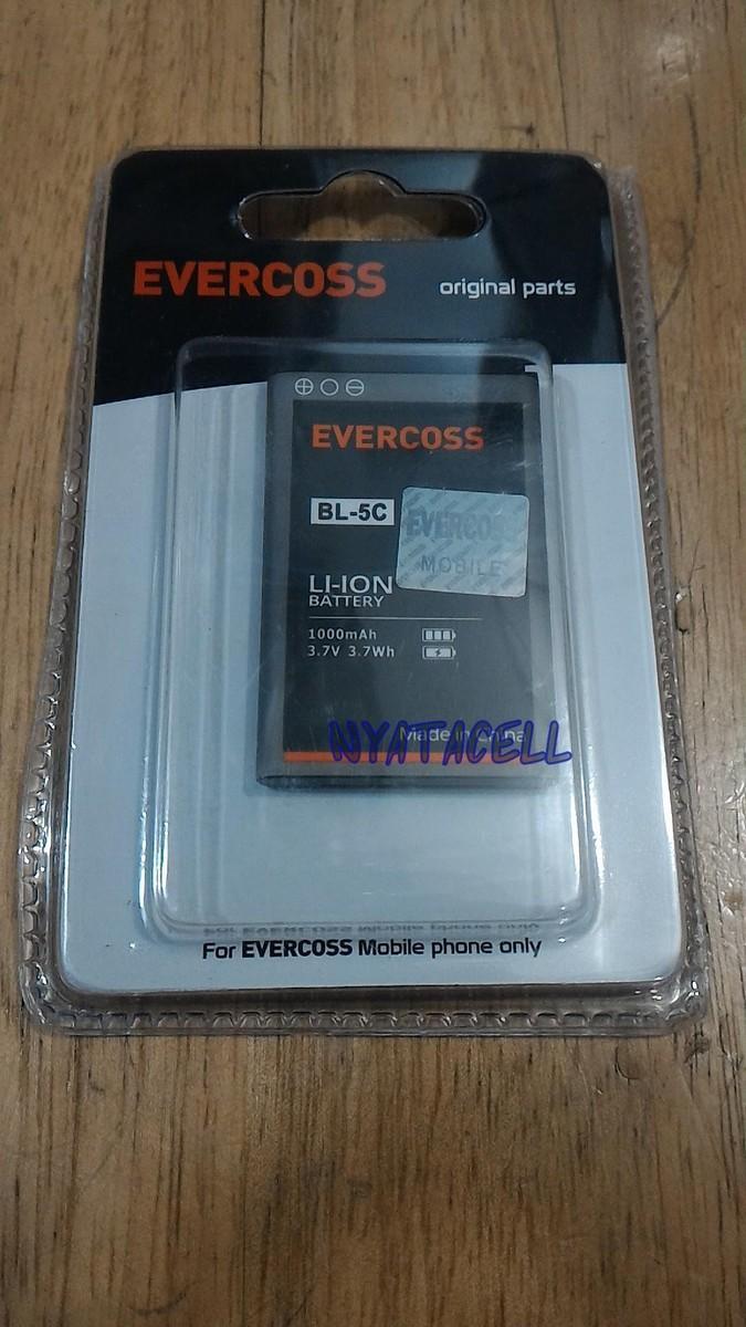 Evercoss Bl5C 1000Mah Batre Baterai Original 100% Ori Nokia Bl5C