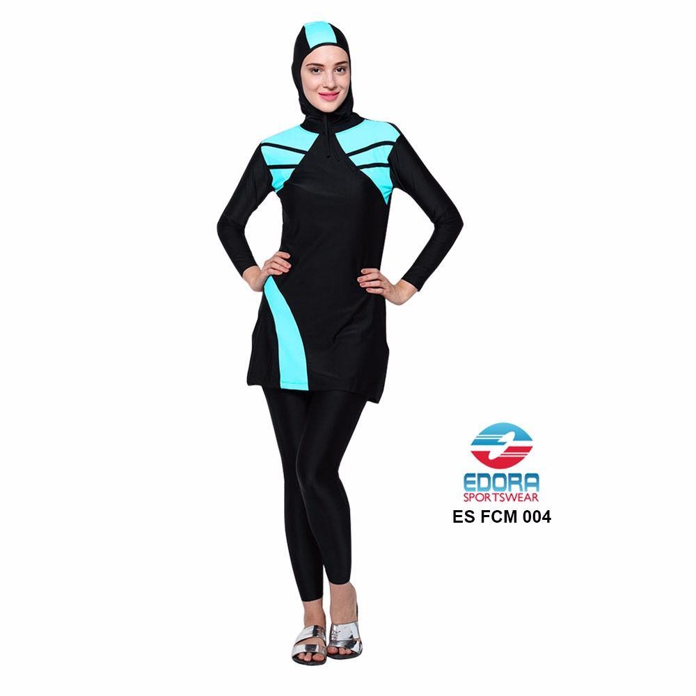 Edora Baju Renang Muslim Wanita Dewasa ES FCM 004