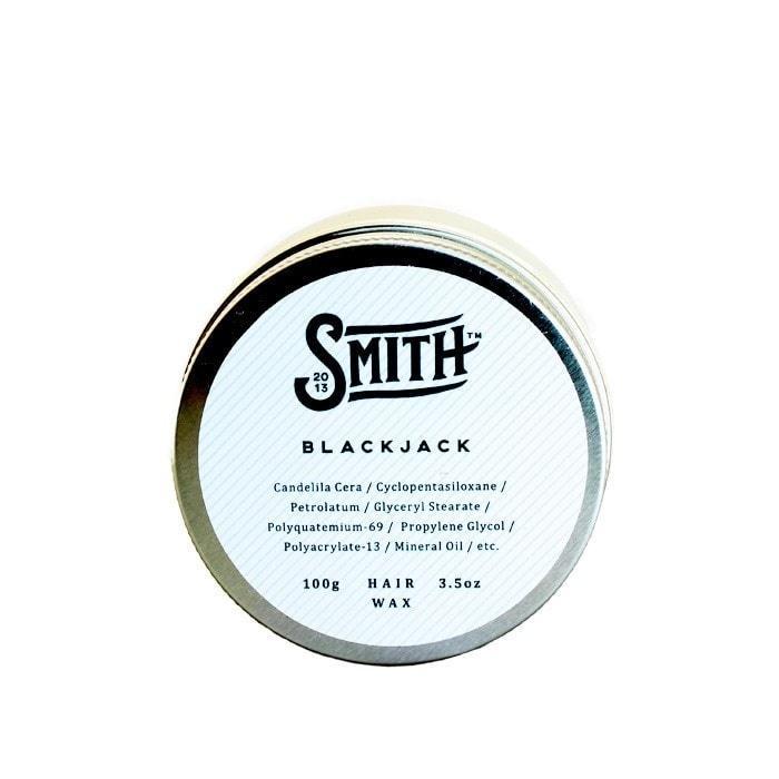 BEST SELLER!!! Pomade Smith BlackJack Black Jack Wax Based + FREE SISIR & POUCH - tJmwl9