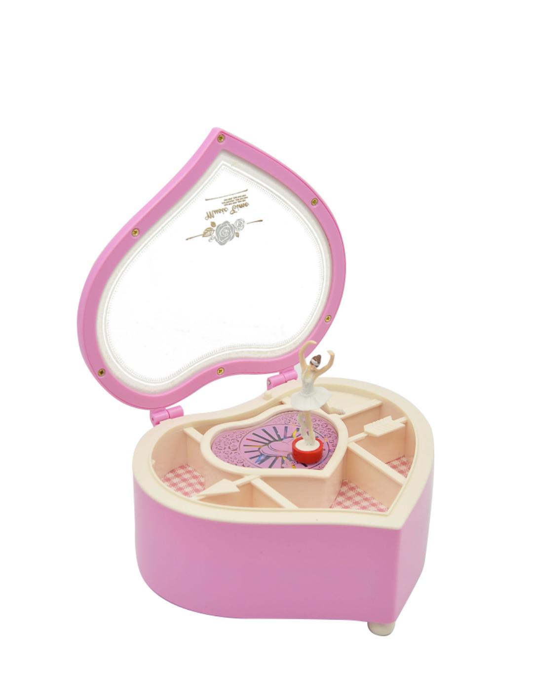 Kotak Musik (Music Box)+Belarina