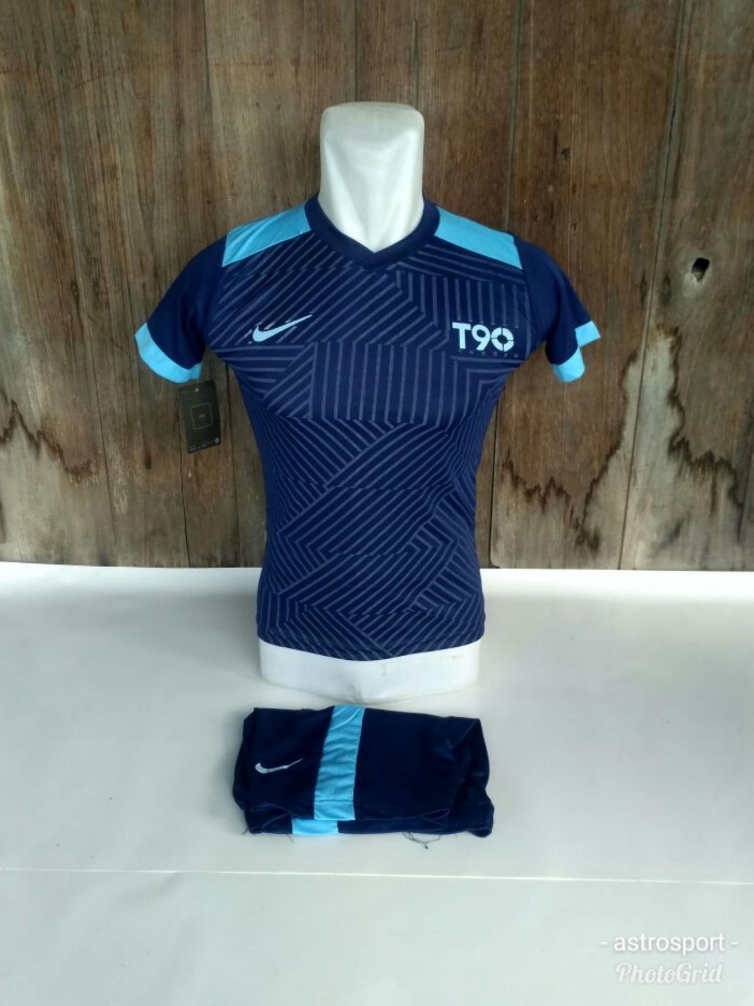 Baju anak setelan futsal dan sepakbola NK T90