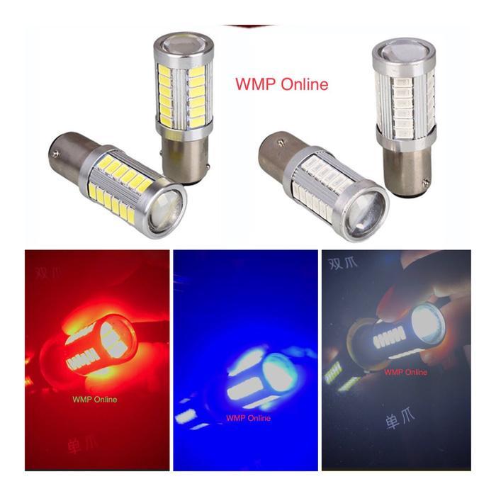 Lampu Stop Rem Belakang 5730 33Led Kedip Warna Putih WMP-0514