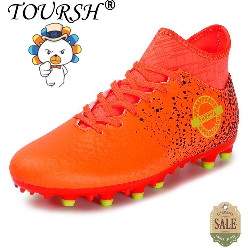 Hình ảnh TOURSH Soccer Boots Shoes Sports Man Indoor Football shoes