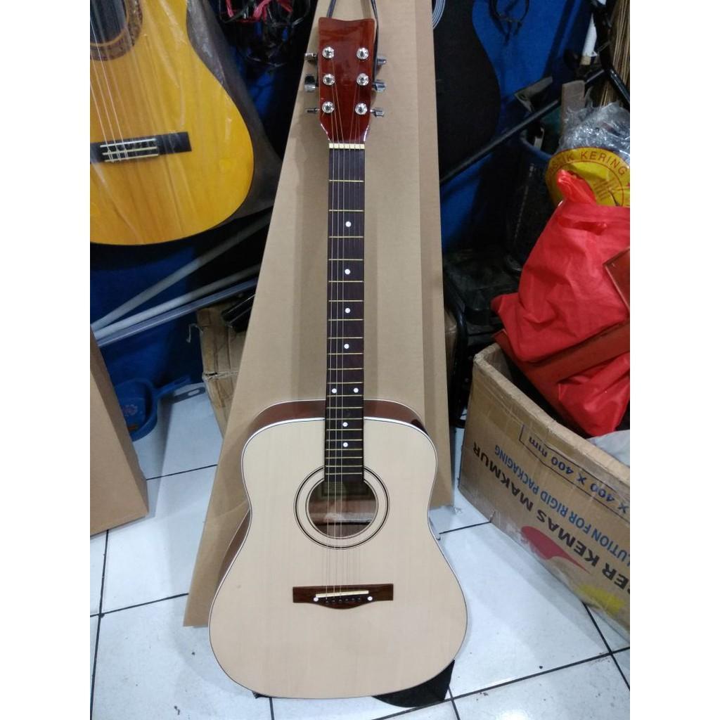 Gitar Akustik Elektrik Cort Blackdoff TRUSROD Equalizer Murah JakartaIDR475000 Rp 485000