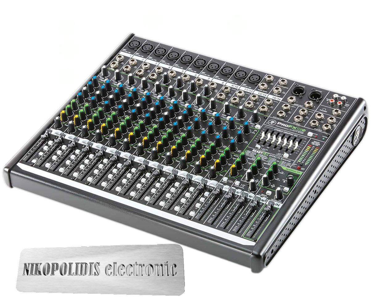 Mixer Mackie PRO FX16V2